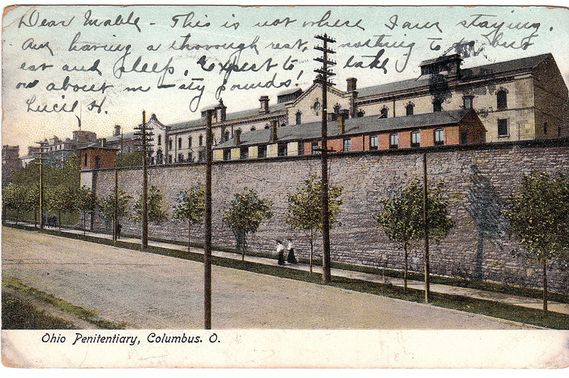 Ohio Penitentiary, Columbus Ohio (1906)