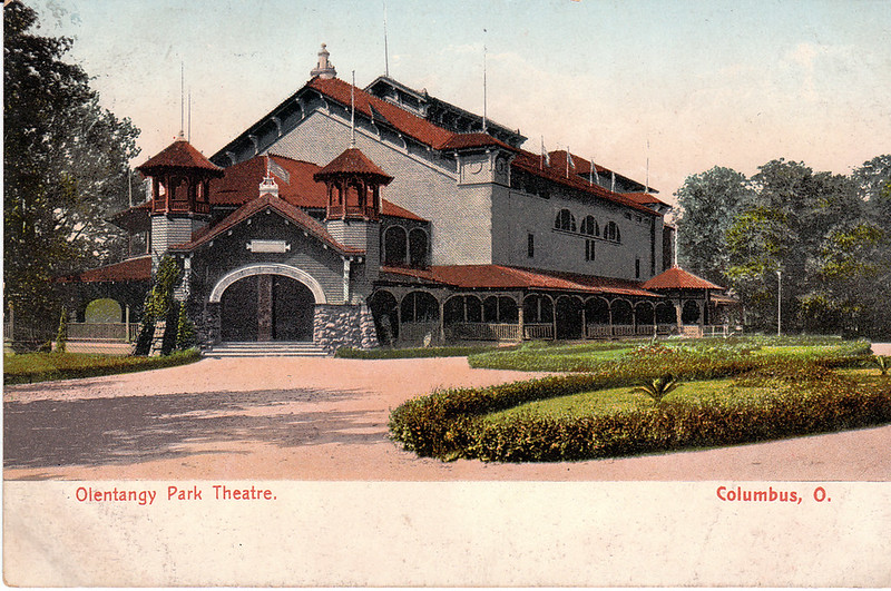 Olentangy Park Theatre, Columbus, Ohio (Date Unknown)