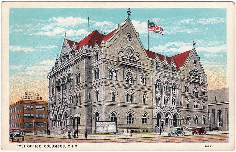 Post Office, Columbus, Ohio (1932)