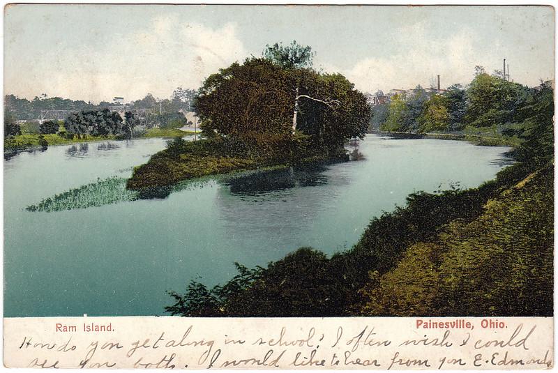 Ram Island, Painesville, Ohio (1907)