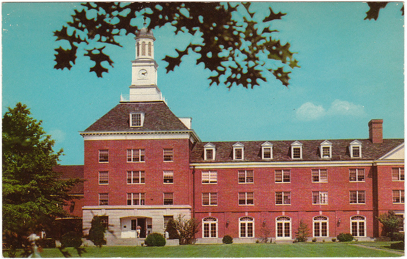 Washington Hall, Ohio University, Athens, Ohio (1970s)