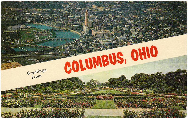 Greetings from Columbus, Ohio (Date Unknown)