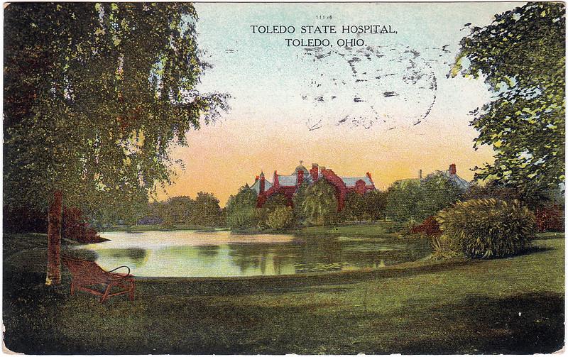 Toledo State Hospital, Toledo, Ohio (1909)