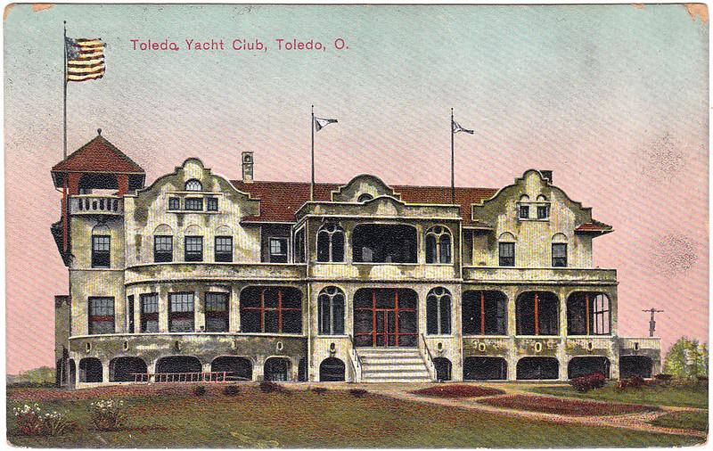 Toledo Yacht Club, Toledo, Ohio (1920)
