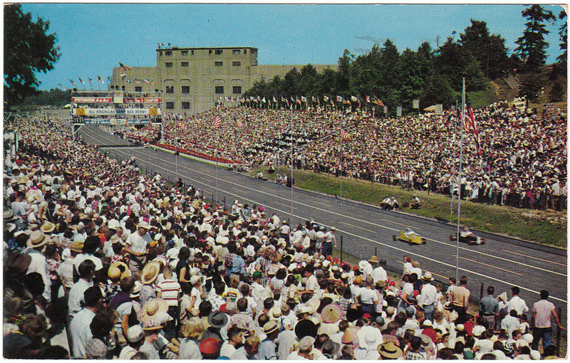 All American Soap Box Derby, Akron, Ohio (1957)