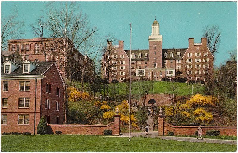 Bryan Hall, Ohio University, Athens, Ohio (Date Unknown)