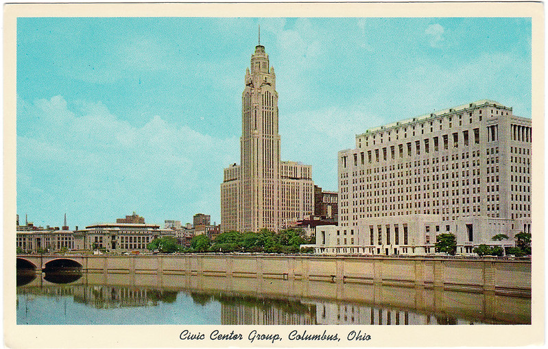 Civic Center Group, Columbus, Ohio (Date Unknown)