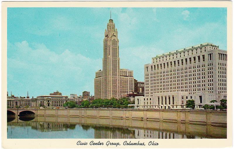 Civic Center Group, Columbus, Ohio (Date Unknown)