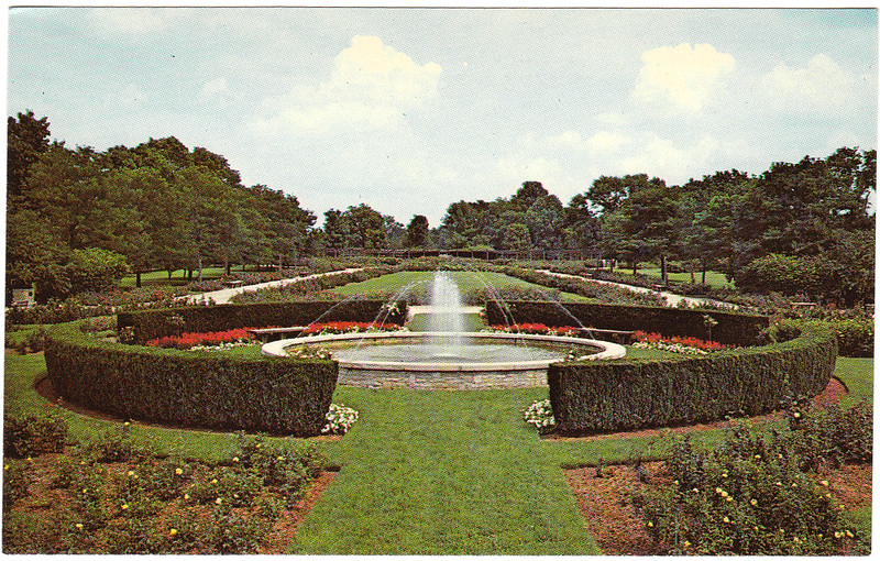 Park of Roses, Columbus, Ohio (Date Unknown)