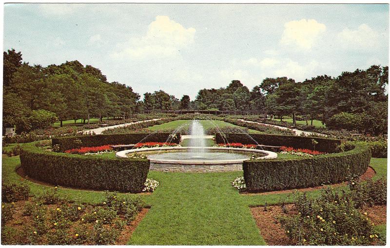 Park of Roses, Columbus, Ohio (Date Unknown)