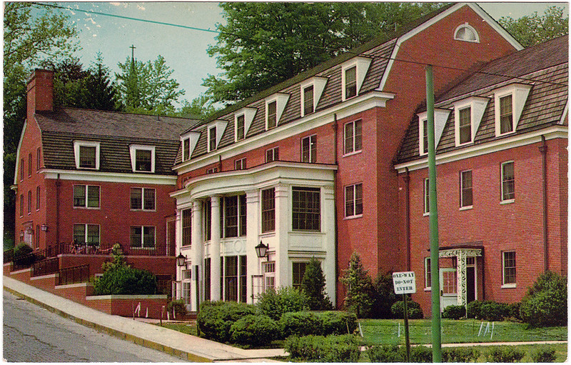 Shivley Hall, Ohio University, Athens, Ohio (Date Unknown)