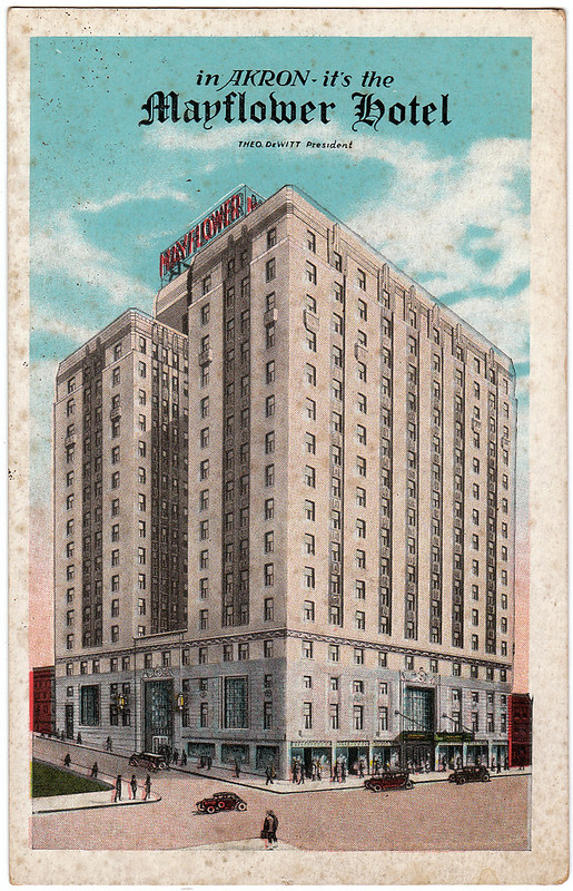 Mayflower Hotel (Date Unknown)