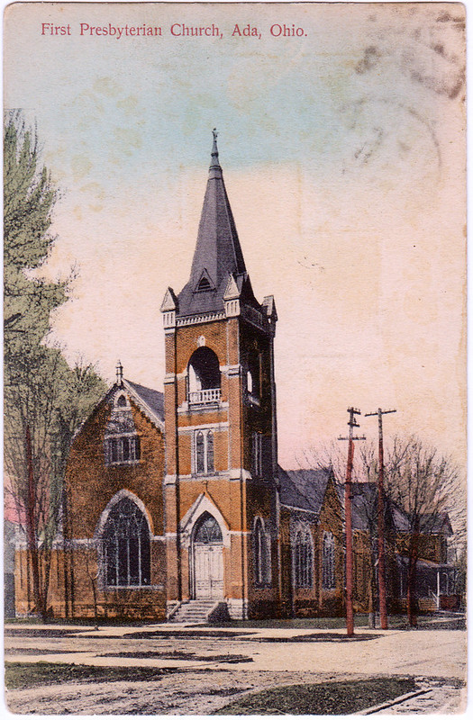 First Presbyterian Church, Ada, Ohio (1911)