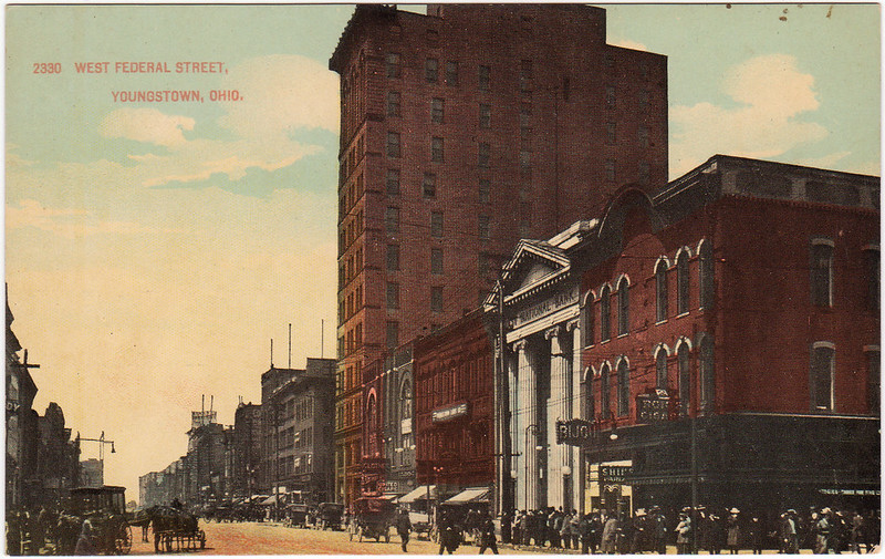 West Federal Street, Youngstown, Ohio (Date Unknown)