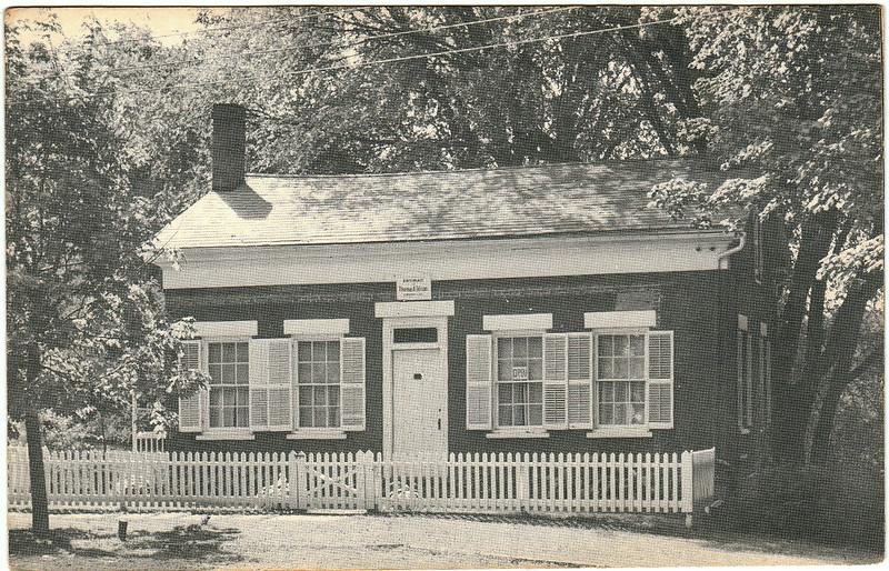 Birthplace of Thomas A. Edison, Milan, Ohio (Date Unknown)
