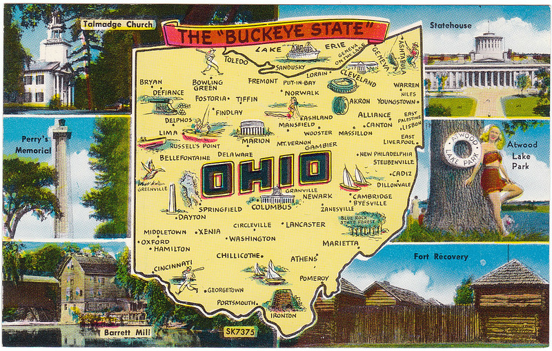 "The ""Buckeye State"" (Date Unknown)"