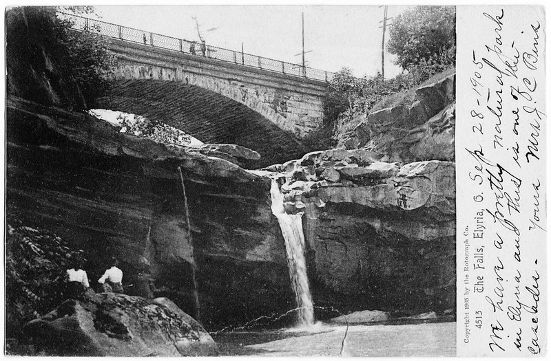 The Falls, Elyria, Ohio (1905)