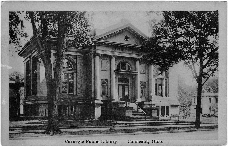 Carnegie Public Library, Conneaut, Ohio (1924)