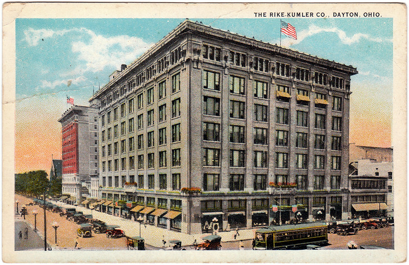 The Rike-Kumler Co., Dayton, Ohio (1925)