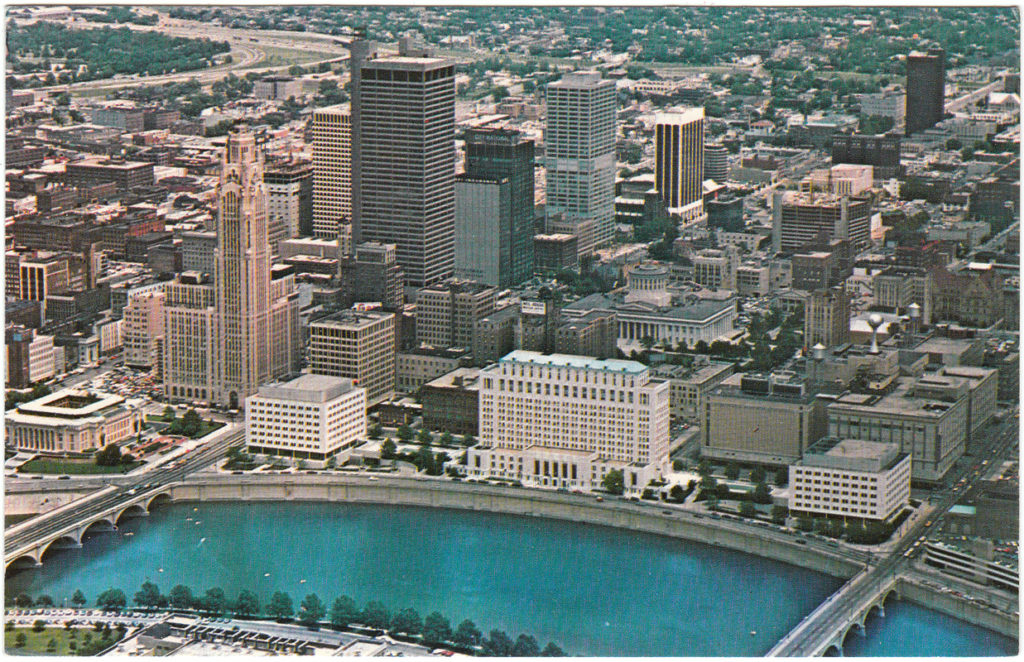 Columbus, State Capitol of Ohio (Date Unknown)