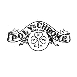 American News Company Poly-Chrome Logo