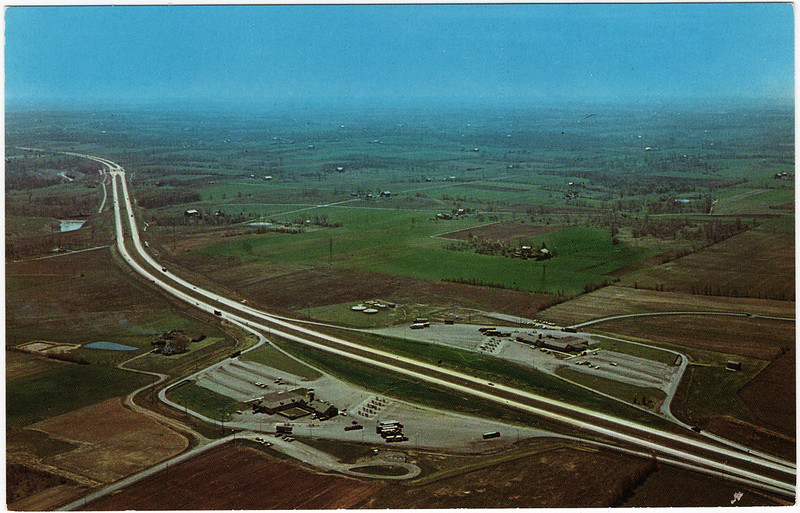 Ohio Turnpike, Youngstown, Ohio (Date Unknown)