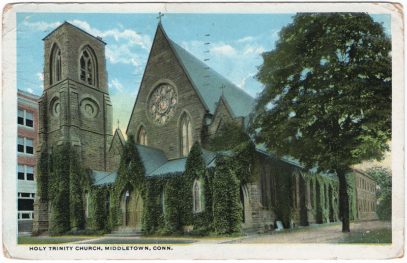 Holy Trinity Church, Middletown, Connecticut (1920)