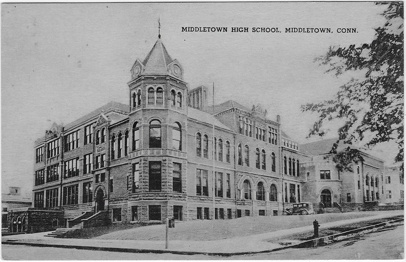 Middletown High School, Middletown, Connecticut (Date Unknown)